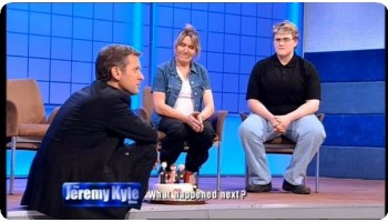 Featured on Jeremy Kyle