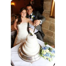 Army Wedding cake topper