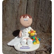 Baby birthday cake toppers