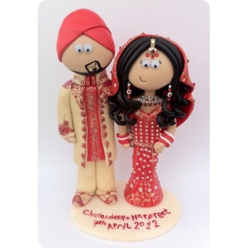Asian Wedding Cake Toppers 93