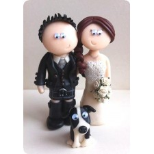Scottish wedding toppers